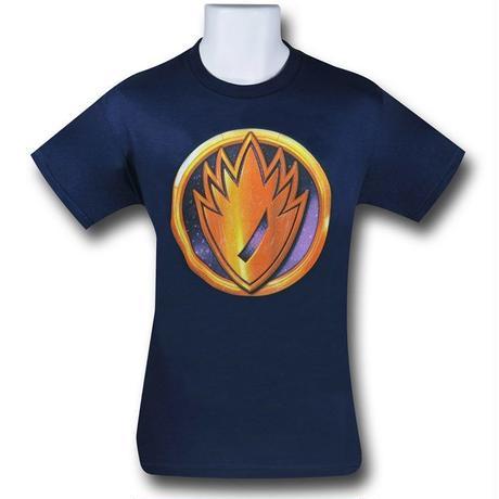 【USA直輸入】MARVEL ガーディアンズオブギャラクシー ロケット シンボル 30s Tシャツ ガーディアン ロケットラクーン マーベル アベンジャーズ