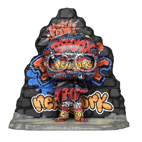【USA直輸入】POP!  MARVEL street Art Collection ストリートアート コレクション デラックス スタン リー 63 FUNKO ファンコ フィギュア マーベル