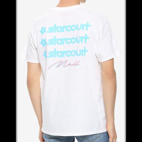 【USA直輸入】ストレンジャーシングス シーズン3 巨大ショッピングモール スターコート モール Starcourt Tシャツ Stranger Things ネットフリックス イレブン