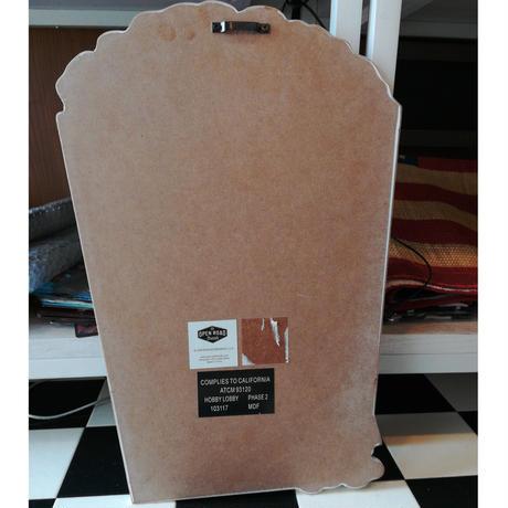 【USA直輸入】ウォールデコ ホットバター ポップコーン 木製 看板 ディスプレイ ポスター アメリカン雑貨