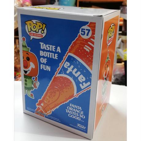 【USA直輸入】POP! AD ICONS FANTA ファンタ クラウン 57 ポップ フィギュア FUNKO ファンコ 企業  飲料メーカー ピエロ