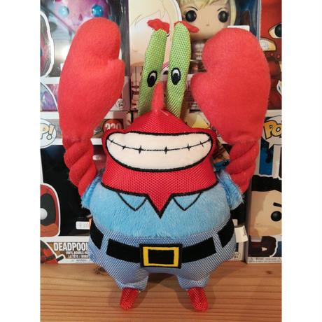 【USA直輸入】スポンジボブ Mr.クラブス カーニさん Mr. Krabs ドッグトイ プラッシュ スポンジ・ボブ SpongeBob ニコロデオン