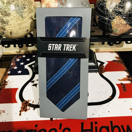 【USA直輸入】 スタートレック エンタープライズ  ネクタイ シルク cufflinks カフリンクス star trek アパレル スーツ
