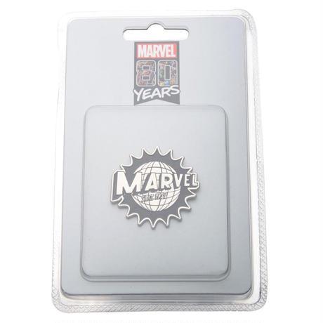 【US直輸入】MARVEL Since 1939 ロゴ ピンバッチ マーベル 80Years アベンジャーズ ピン ピンズ