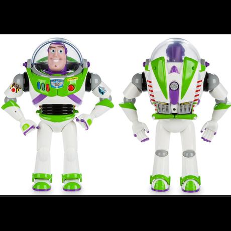 【USA直輸入】DISNEY トイストーリー バズライトイヤー インタラクティブ トーキング アクション フィギュア   ライトアップ Toy Story  ディズニー ピクサー バズ・ライトイヤー