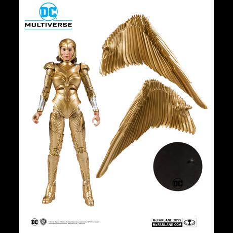 DCコミックス マルチバース Multiverse 映画 ワンダーウーマン 1984 ゴールドアーマー 7インチ アクション  フィギュア DCマルチバース マクファーレントイズ