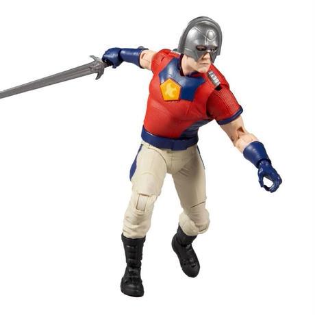【※ご予約商品】DCコミックス ザ スーサイドスクワッド ピースメーカー マルチバース 7インチ アクション  フィギュア DC マクファーレントイズ   2021 極悪党 集結
