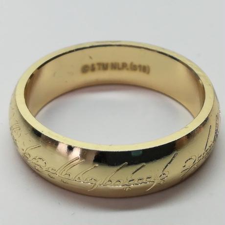 【USA直輸入】ロードオブザリング ネックレス ワン リング 指輪 マジカルリング チェーン  Lord of The Rings