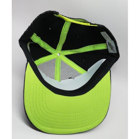 【USA直輸入】Mtn Dew マウンテンデュー スナップバック キャップ 帽子 ハット マウンテンデュー Mountain Dew ペプシコ 企業