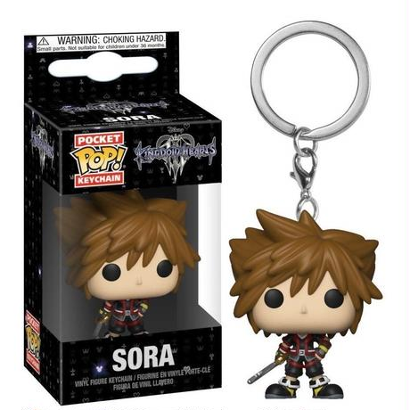 【USA直輸入】ポケットPOP! DISNEY キングダムハーツ 3 ソラ ポップ  FUNKO ディズニー ミッキーマウス GAME ゲーム Sora Kingdom Hearts