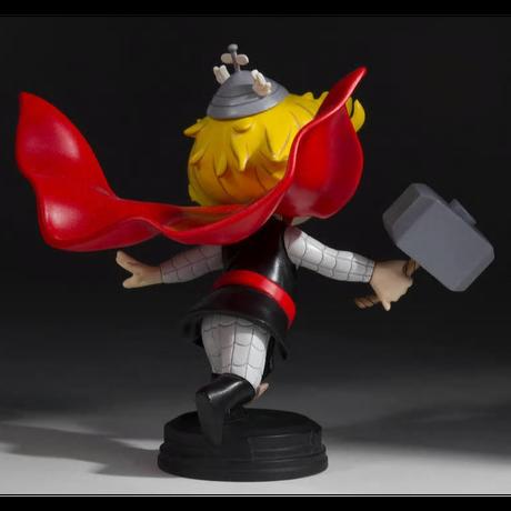 【USA直輸入】MARVEL ソー Animated Statue スコッティヤング アニメイテッド スタチュー レジン フィギュア ジェントルジャイアント マーベル マイティソー