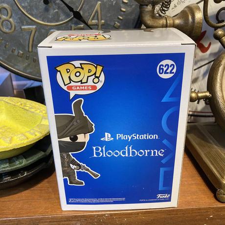 【USA直輸入】POP! GAMES Bloodborne ブラッドボーン  狩人  ハンター 622 プレイステーション FUNKO ファンコ フィギュア  ゲーム GAME RPG 古狩人