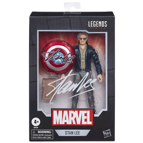 【USA直輸入】MARVEL マーベル レジェンド シリーズ スタン・リー STAN LEE 6インチ アクション フィギュア Legends