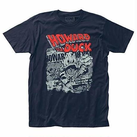 【USA直輸入】MARVEL ハワード・ザ・ダック Howard the Duck Tシャツ マーベル 半袖 ハワードザダック