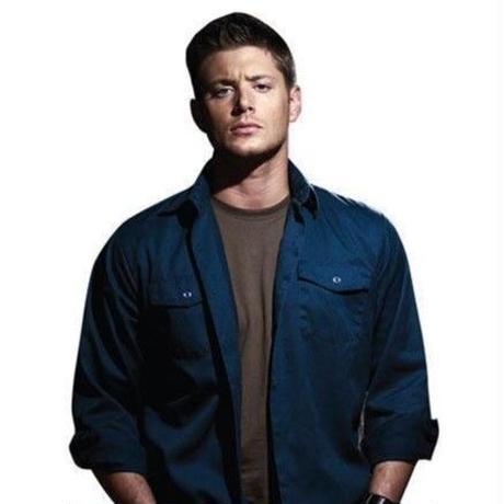 【USA直輸入】スーパーナチュラル 等身大パネル ディーン ポスター Supernatural ウィンチェスター兄弟  Dean Winchester  Standee ライフサイズ