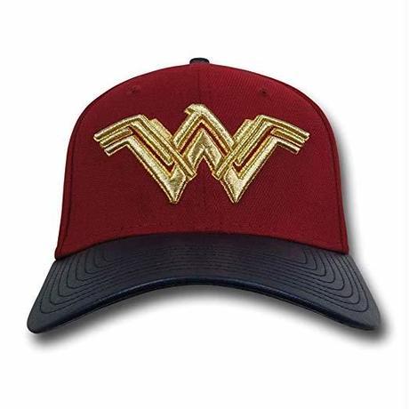 【USA直輸入】DC  ワンダーウーマン ロゴ キャップ  39thirty ニューエラ NEWERA ベースボールキャップ 帽子 DCコミックス