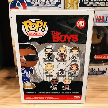 【USA直輸入】POP! The Boys ザ ボーイズ Aトレイン ポップ! 983 FUNKO ファンコ  フィギュア ヴォート セブン ドラマ アマプラ