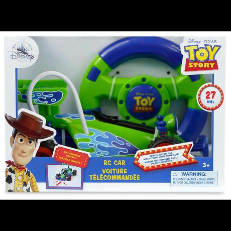 【USA直輸入】DISNEY  トイストーリー RCバギー  リモートコントロールカー フィギュア ラジコンカー TOYBOX トイボックス Toy Story  ディズニー RC RCカー