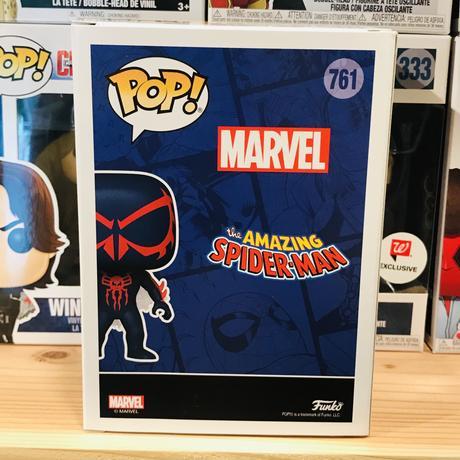 【USA直輸入】POP! MARVEL  スパイダーマン 2099  ポップ 761 フィギュア FUNKO ファンコ マーベル 限定品 SPIDERMAN