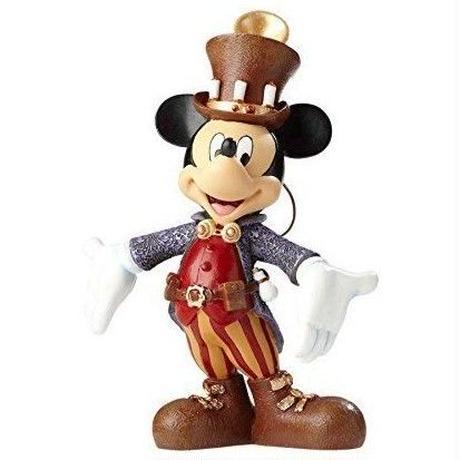 【USA直輸入】DISNEY  ショーケース コレクション エネスコ ミッキーマウス スチームパンク ミッキー フィギュア 置物