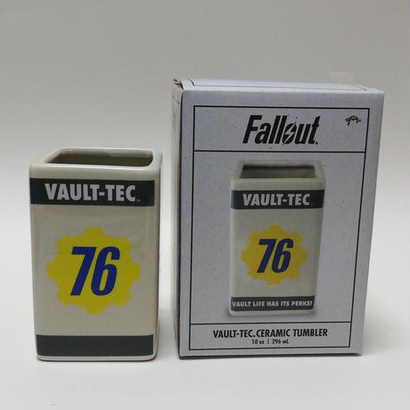 【USA直輸入】フォールアウト  Vault-Tec ボルトボーイ ペンスタンド Fallout  Vault  111 GAME フィギュア Fallout 4 ペン立て ゲーム