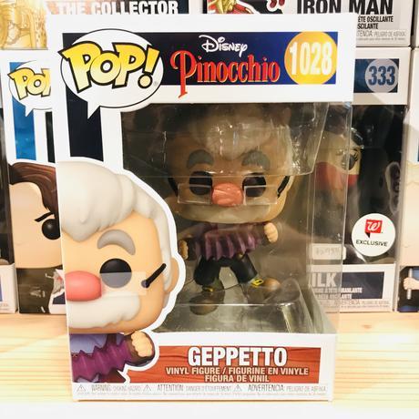 【USA直輸入】POP! Disney ピノキオ ゼペット 1028 FUNKO ファンコ フィギュア 星に願いを PINOCCHIO