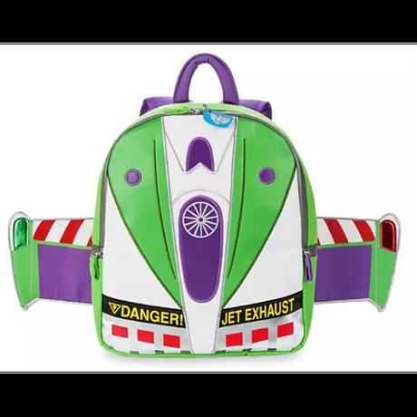 【USA直輸入】Disney トイストーリー バズライトイヤー スペースレンジャー ジェットパック 柄 バックパック リュック toy story ディズニー ピクサー バズ・ライトイヤー スーツ