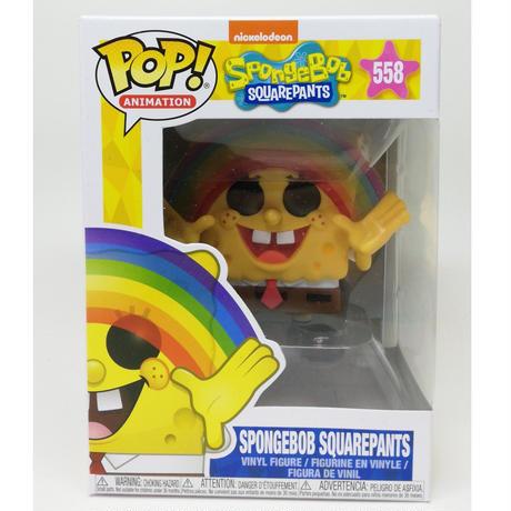 【USA直輸入】POP! ニコロデオン スポンジボブ 虹 Idiot Box 558  ポップ フィギュア FUNKO ファンコ アニメ ボブ SpongeBob レインボー スポンジ・ボブ