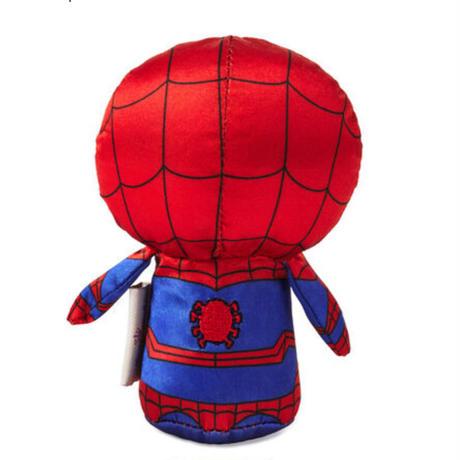 【※ご予約商品・USA直輸入】MARVEL スパイダーマン ぬいぐるみ ittybittys 約10cm hallmark マーベル
