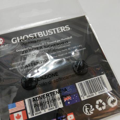 【USA直輸入】Ghostbusters ゴーストバスターズ PIN KINGS  ピン キング 1.3 エナメルピンバッジ  2個セット ECTO-1( エクトワン )& 4人 バッジ ピンズ