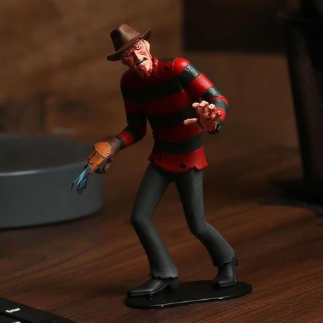 【USA直輸入】NECA エルム街の悪夢 フレディ クルーガー toony terrors アクションフィギュア ネカ フィギュア ホラー
