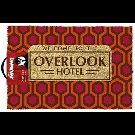 【USA直輸入】The Shining シャイニング Overlook Hotel オーバールック・ホテル ドアマット コイヤーマット  ホラー映画 インテリア ジャック・トランス