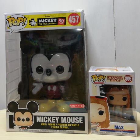 【USA直輸入】POP! DISNEY ミッキー カラー ポップ 10インチ 457 FUNKO ファンコ フィギュア  ディズニー ミッキーマウス