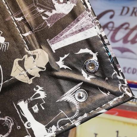 【USA直輸入】DISNEY ナイトメアビフォアクリスマス ジャック サリー ウギーブギー 簡易組み立て 小物トレイ ケース 小物入れ ディズニー ロックショックバレル