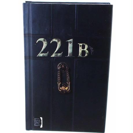 【USA直輸入】SHERLOCK シャーロック 221B ミニ ジャーナル ノート カンバーバッチ BBC ベーカーストリート