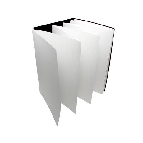 accordion note(アコーディオンノート) A4  方眼