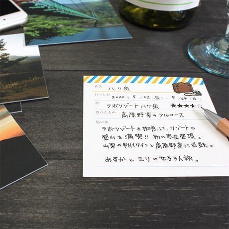 memoroku カード 日本酒