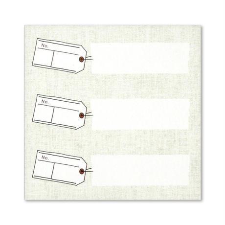 memoroku カード マスキングテープコレクション