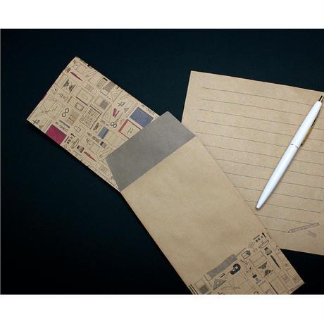 便箋・封筒セット 文具