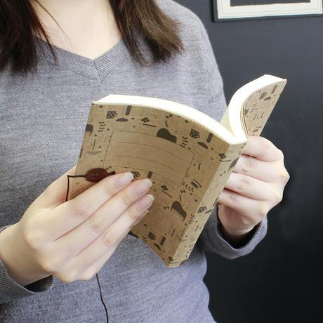 ブックカバー文庫