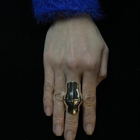 Third eye armor ring(SILVER)