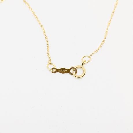 魔除けの眼のネックレス(GOLD)