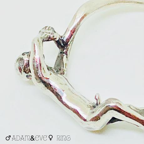 ♂ADAM&EVE♀ RING