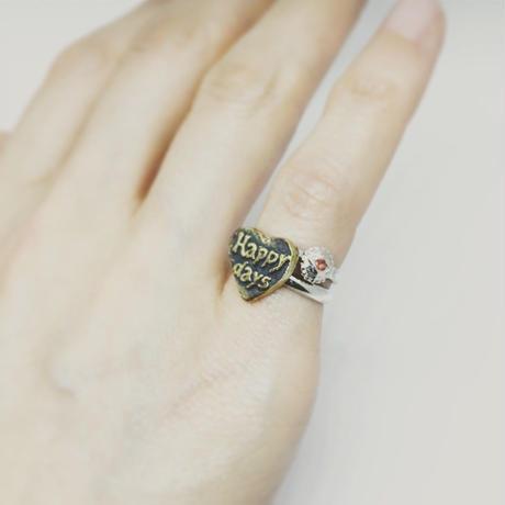 魔除けの眼の指輪(SILVER)