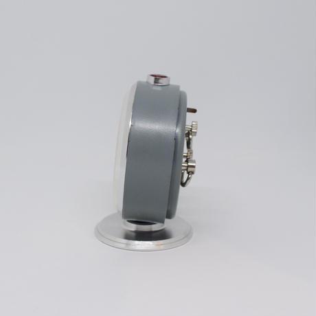 旧ソ連 ゼンマイ式 手巻き時計 SLAVA グレー