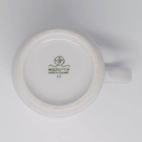 ポーランド マグカップ 小さい水玉