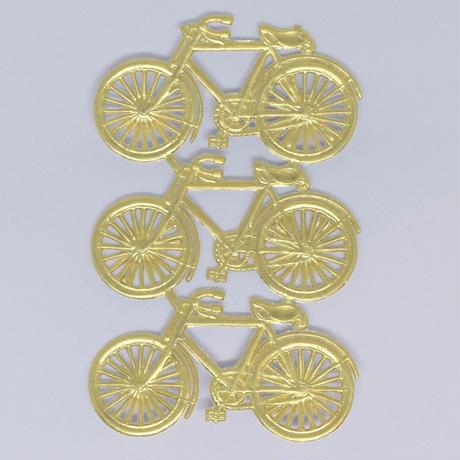 ドイツ ドレスデン ペーパー 自転車 3セット