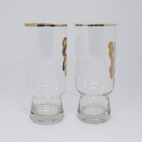 1980年 モスクワオリンピック こぐまのミーシャ グラス