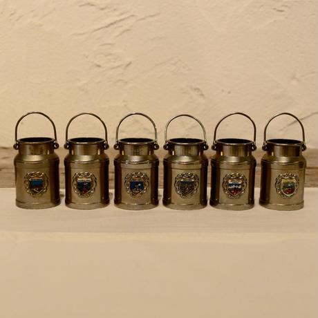 ドイツ ミニチュア搾乳瓶