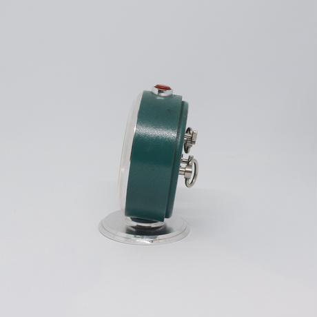旧ソ連 ゼンマイ式 手巻き時計 SLAVA 緑